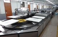 全自动丝印机进入快速增长时期 应用范围广
