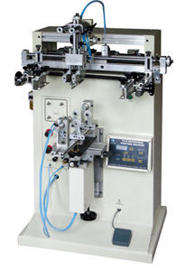 TDS-300MS 曲面网印机/曲面丝印机,平曲两用多功能丝印机