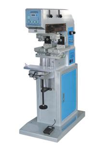 双印头单色油盘移印机CY2-151