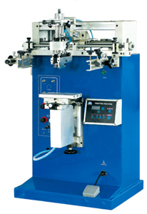 TDS-250M flat screen printing machine