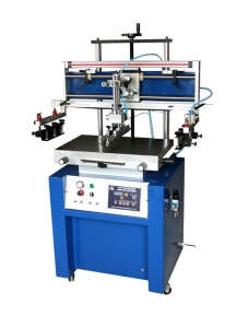 Vertical plane upgrade air suction type screen printing machine TDS-4060X