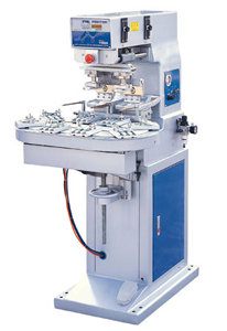 200 stroke double color rotary printing machine CY-222C