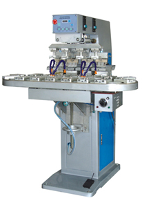 4 color rotary printing machine CY-174C