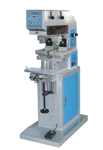 ​Double printing head color printing machine CY2-121