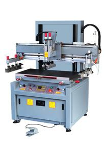 TDS-4060/4080 高精密半自动平面丝印机(电动)