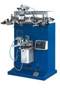TDS-600 圆面丝印机/中型曲面网印机